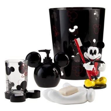 Disney Mickey Mouse Bath Collection At Target.