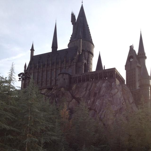 Hogwarts @ Islands of Adventure Orlando, Florida