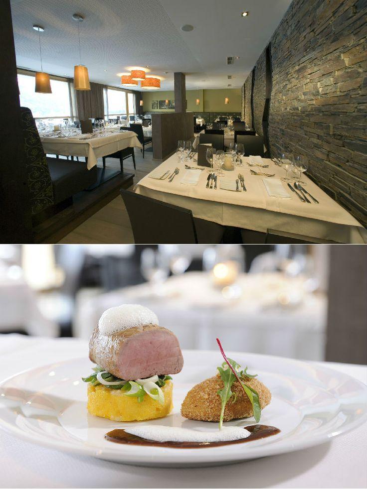 Das Kronthaler | Alpine Style Hotel | Austria | http://lifestylehotels.net/en/das-kronthaler | restaurant, food, fancy, dining