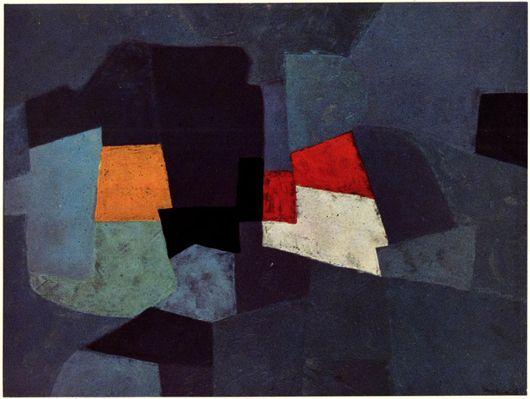 Poliakoff 1956, sans titre