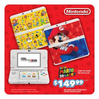 New 3DS Bundle