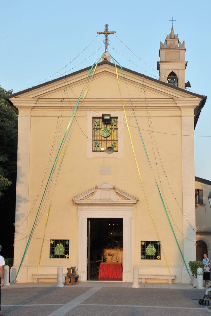 Santuario di San Rocco a Ghedi