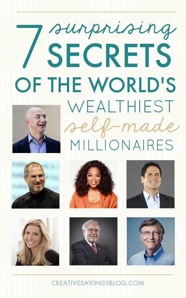 This is such an interesting perspective on why millionaires shouldn't be hated for their success! I totally agree that hard work is a huge factor, but what shocked me the most was their ACTUAL end goal had nothing to do with money. Really good points!