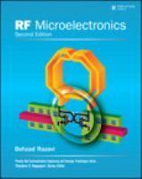 RF microelectronics / Behzad Razavi Prentice-Hall communications engineering and emerging technologies series. #novetatsfiq2018