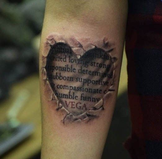 Get ready for 19 3D tattoos that will warp your mind, you'll never believe that #7 is a real tattoo. It's truly amazing what tattoo artists can do nowadays. As you'll see throughout this gallery cu...