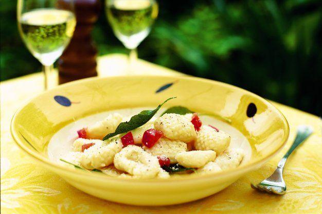 Pravé italské bramborové gnocchi | Apetitonline.cz