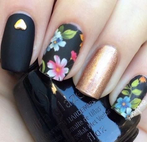 + 47 Best Valentine's Day Nails Designs for 2018