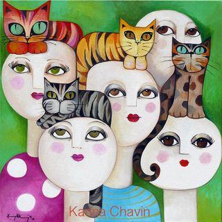 karina chavin                                                       …