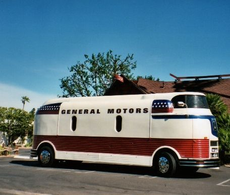 Image 1 of a 1940 GMC Future Liner