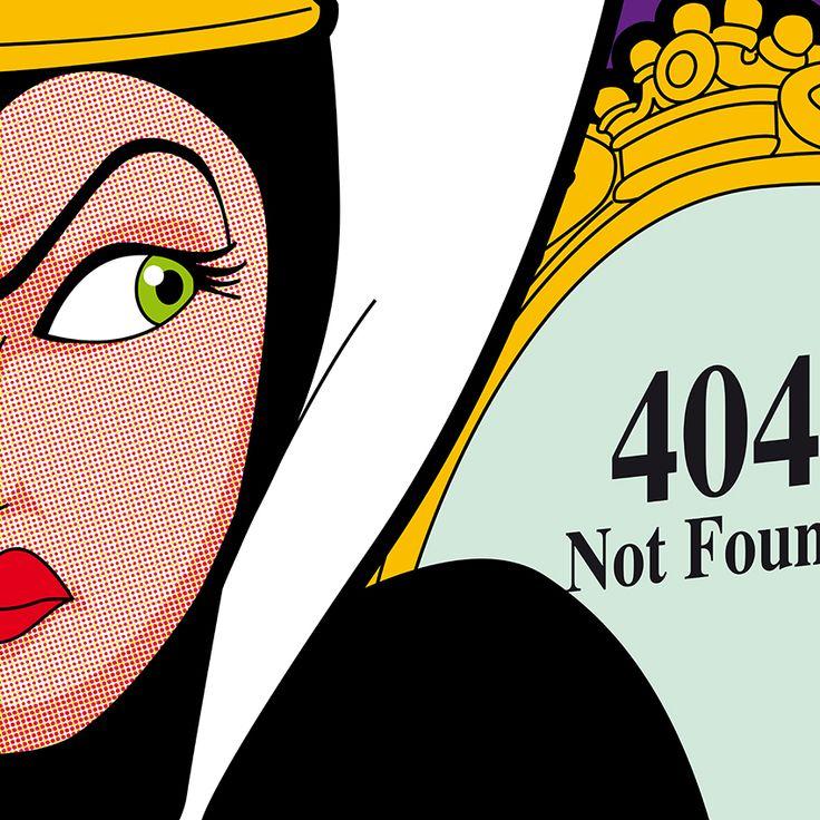 Pinturas Pop Art Revelar segredos escondidos dos seus personagens favoritos
