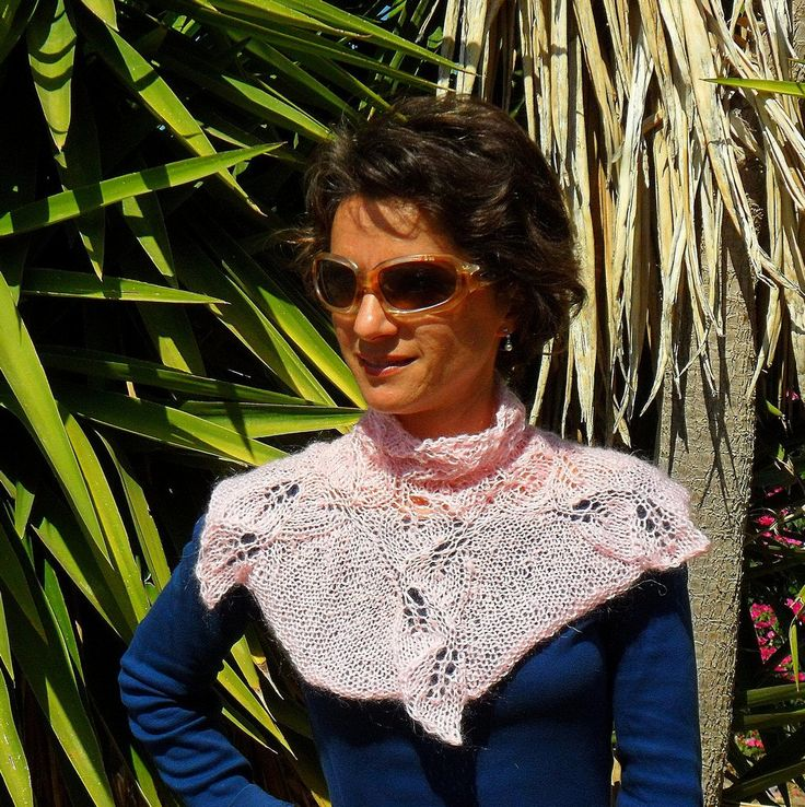 Hand knitted, practical and comfy, cowl/ neck and shoulder warmer by SimonaStyleByHand on Etsy