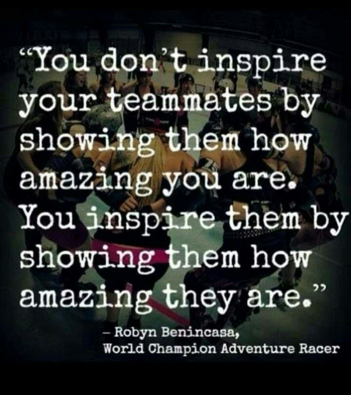 this would be true with more than teammates