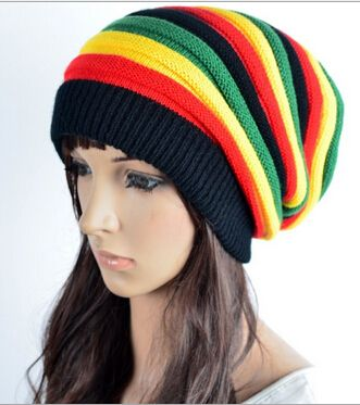 $7.33 (Buy here: https://alitems.com/g/1e8d114494ebda23ff8b16525dc3e8/?i=5&ulp=https%3A%2F%2Fwww.aliexpress.com%2Fitem%2FFree-Shipping-2015-Winter-Hip-Hop-Bob-Marley-Jamaican-Rasta-Reggae-rainbow-Striped-Beanie-Hats-For%2F32465423584.html ) Free Shipping 2015 Winter Hip Hop Bob Marley Jamaican Rasta Reggae rainbow Striped Beanie Hats For Mens Women for just $7.33