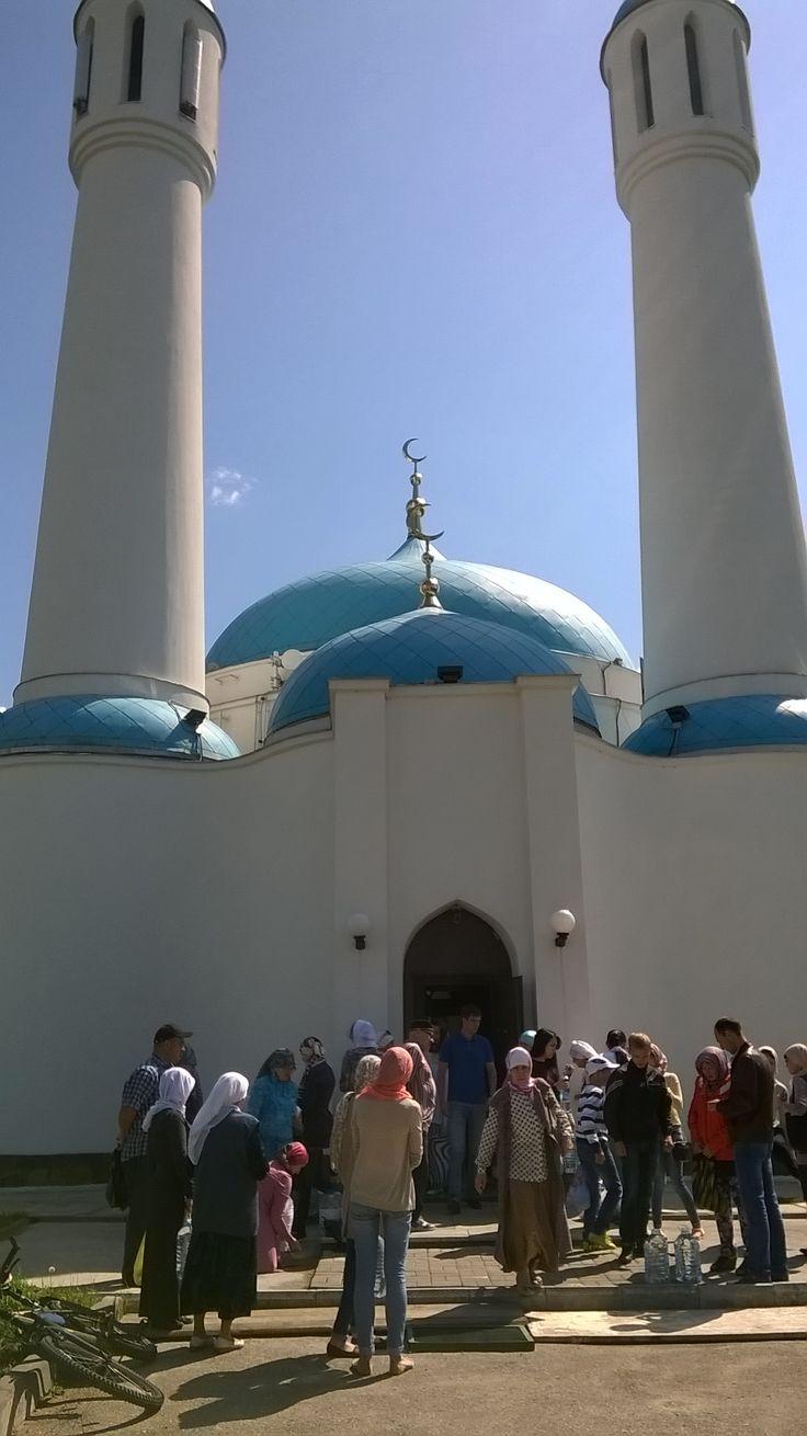 Мечеть Шамиль