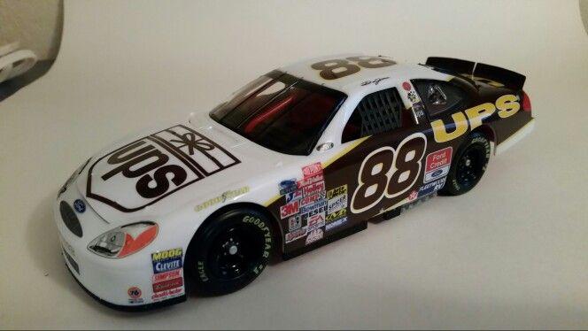 Dale Jarrett 2000 Ford Tarus