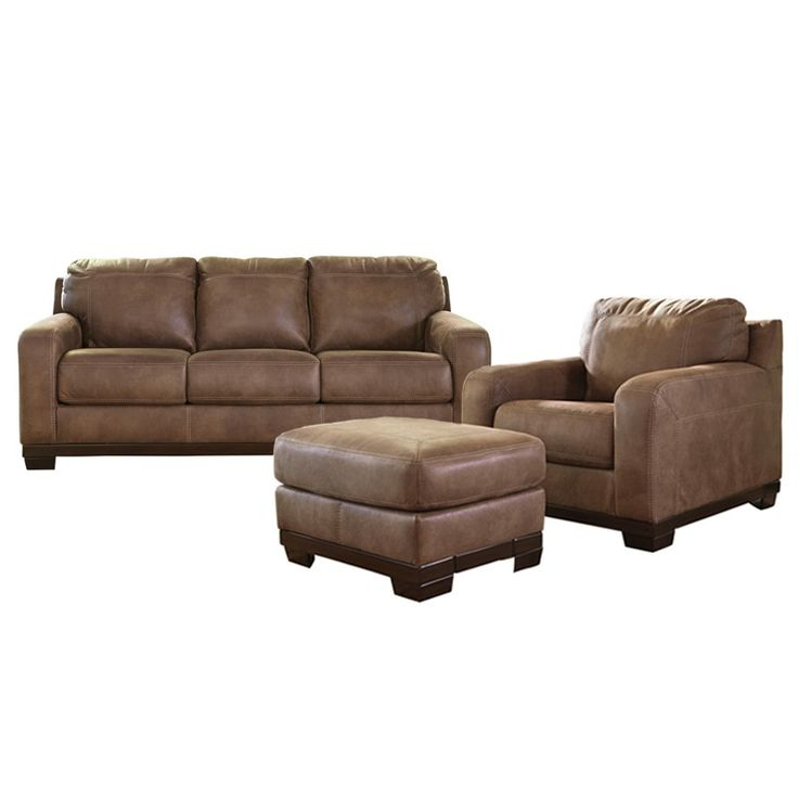 17 best images about ashleyr furniture on pinterest for Ashley sectional sofa with ottoman