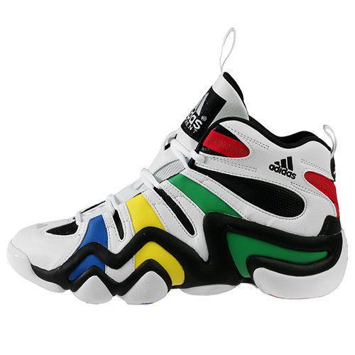 New Men's ADIDAS Crazy 8 - B72995 Kobe Bryant Olympic Rings Basketball  Sneaker