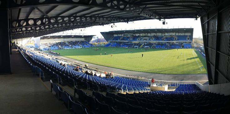 Kassam Stadium - Panoramic - Oxford United FC
