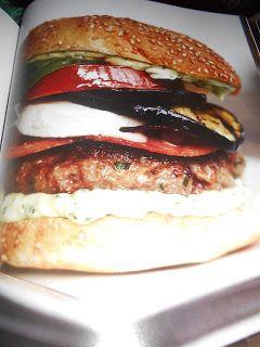 """Le Chef Pierre D'Iberville: Burger """"L'Italien"""""""