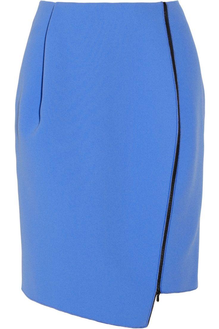 Dion Lee|Bonded crepe skirt|NET-A-PORTER.COM