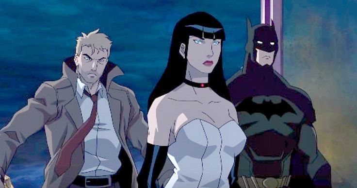 Justice League Dark Preview Teases New DC Animated Movie -- Matt Ryan, the star of NBC's canceled Constantine series, has been confirmed to voice this character again in Justice League Dark. -- http://movieweb.com/justice-league-dark-preview-animated-movie/