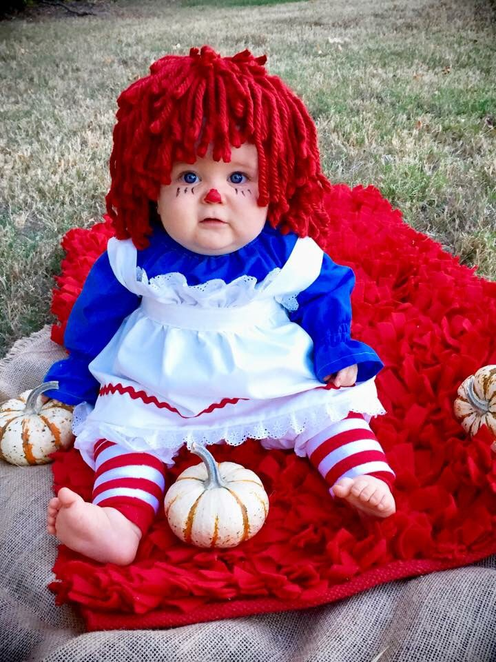 raggitty anne baby halloween costume so cute - Baby Halloween Coatumes