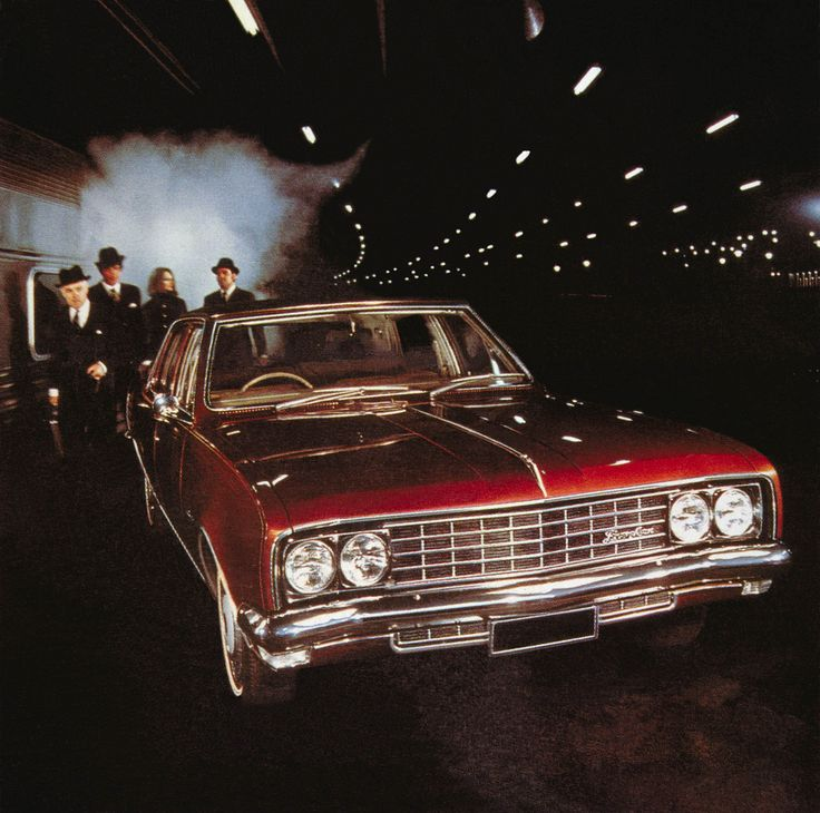 1970 - 71 Holden HG Brougham