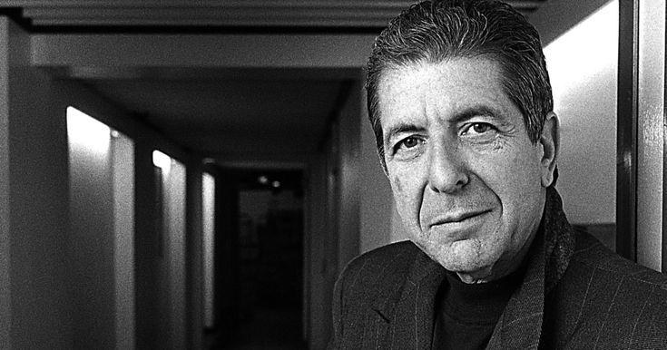 Leonard Cohen at Home in 1992: Singer-Songwriter on Pop Success, New Love #headphones #music #headphones