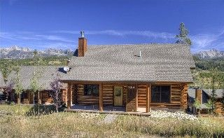 West Yellowstone Cabin Rental: Luxury Yellowstone Vacation Cabin! Mountain Views & Private Hot Tub! | HomeAway