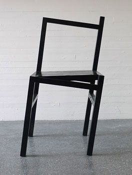 9.5° Chair by B. Fex.