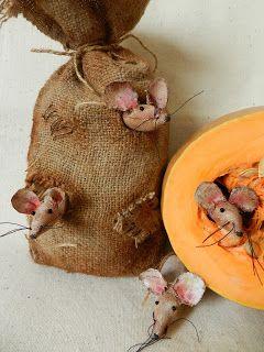 мыши...
