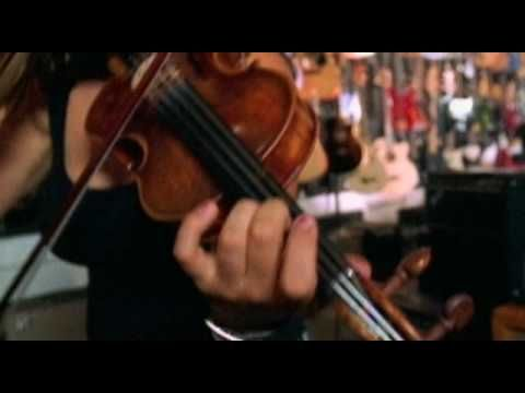 "part of me wants to learn how to fiddle just so i can walk into a store with a bunch of friends and jam. here's ""smoothie song"" by nickle creek."