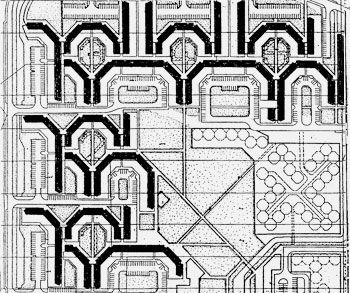 Structuralism, Aesthetics of Number, Sense of Place, Berkel-Rodenrijs 1971-73, Arch. J. Verhoeven a.o.