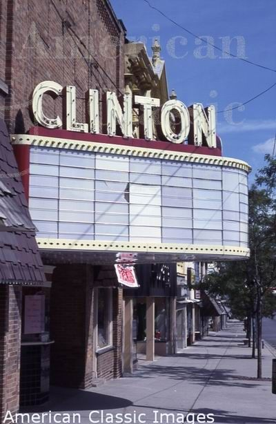 clinton iowa movie theater dw griffith master of