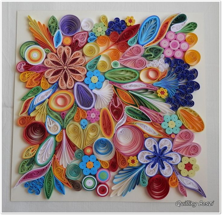 QUILLING FANTÁZIA 3.