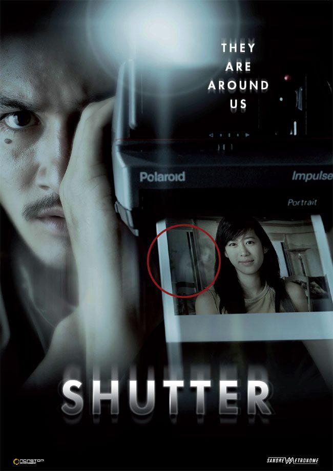 ชัตเตอร์ กดติดวิญญาณ,Shutter  Directores: Banjong Pisanthanakun y Parkpoom Wongpoom.  Tailandia 2004.