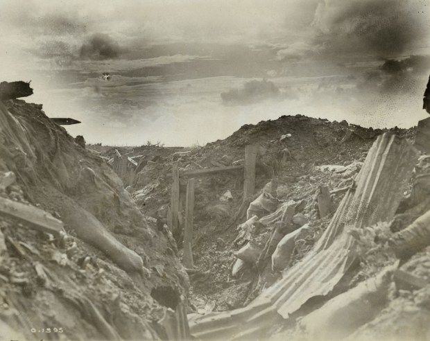 World War 1 Vimy Ridge. George Metcalf Archival Collection, Canadian War Museum