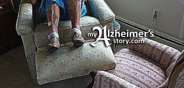 don't fence me in: a true story about the impact of physical restraints on my mom who lived with alzheimer disease