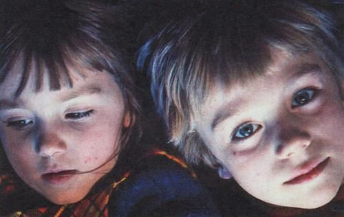 damon albarn and his sister
