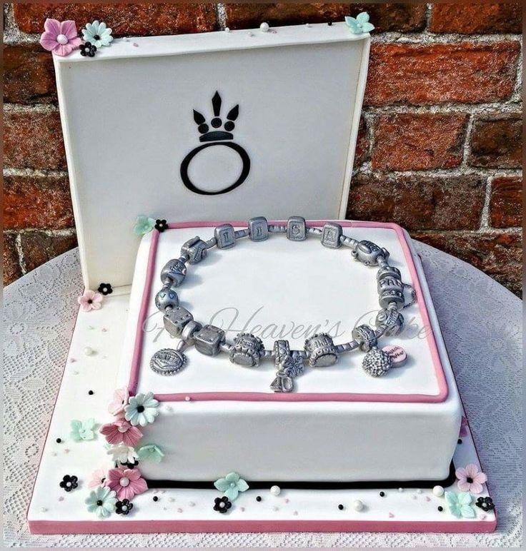 Pandora Box by Bobbie-Anne Wright (For Heaven's Cake)