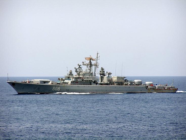 Pytlivyy - Krivak II class Frigate (Russia) | Uss ships ...