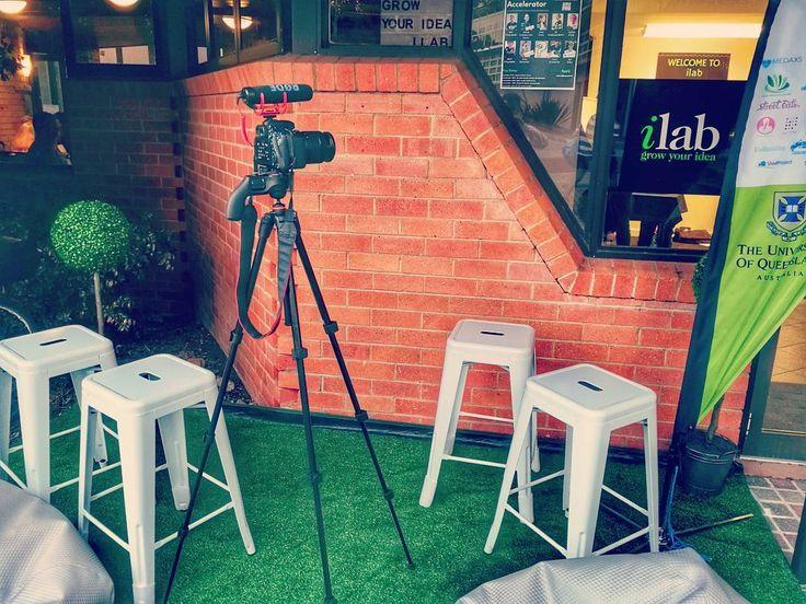 Step in my garden studio :) #interviews #video