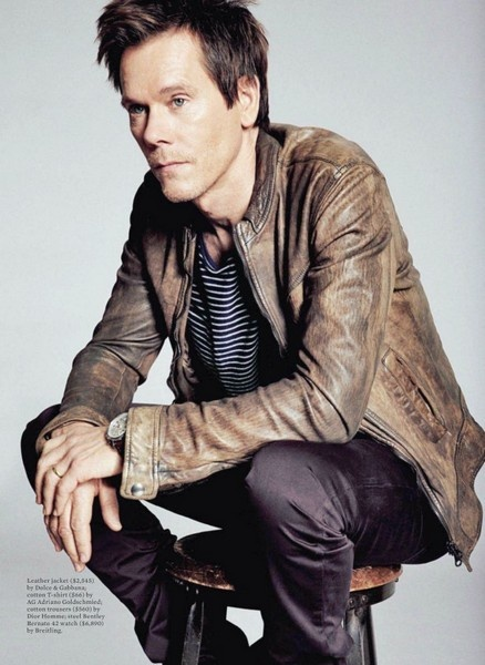 Kevin Bacon, iconic actor....My youngest son who is 44 looks so much like Kevin Bacon...Everyone says so...ee...
