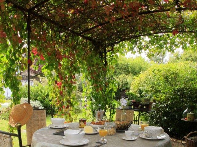 Les 25 meilleures idées concernant tonnelle de jardin sur ...