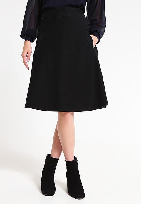 bestil Mads Nørgaard STELLY - Jeansnederdel/ cowboy nederdele - worn black til kr 629,00 (06-12-17). Køb hos Zalando og få gratis levering.