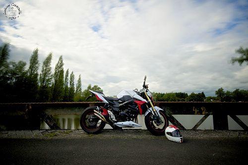 Seb / Suzuki GSR 750 | Seb / Suzuki GSR 750 Pause longue fil… | Flickr