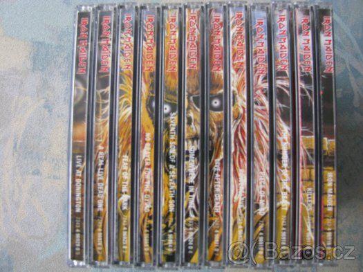 IRON MAIDEN - 12x CD - 1