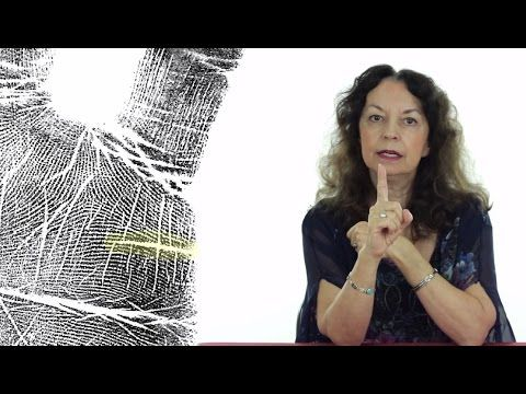 The Guardian Angel Line - Amazing Changes in Palmistry - YouTube