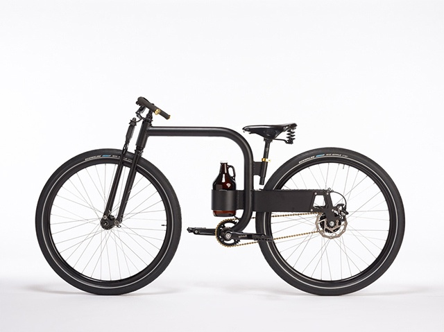 The GROWLER City Bike | JoeyRuiter
