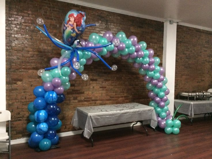 Baby Shark Balloon Decoration